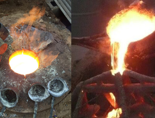 Casting Bronze Animal Statues 2