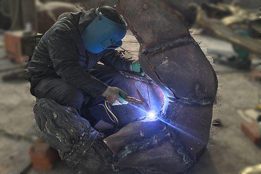 weld sculpture