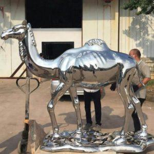 camel statue sculpture