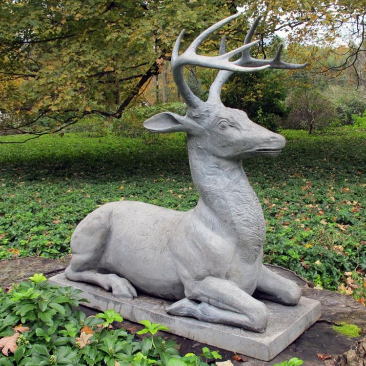 deer statues