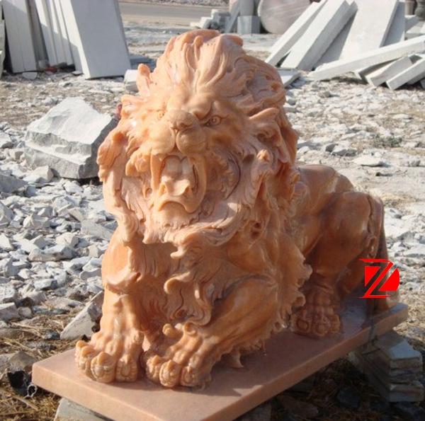 lion statue foshan