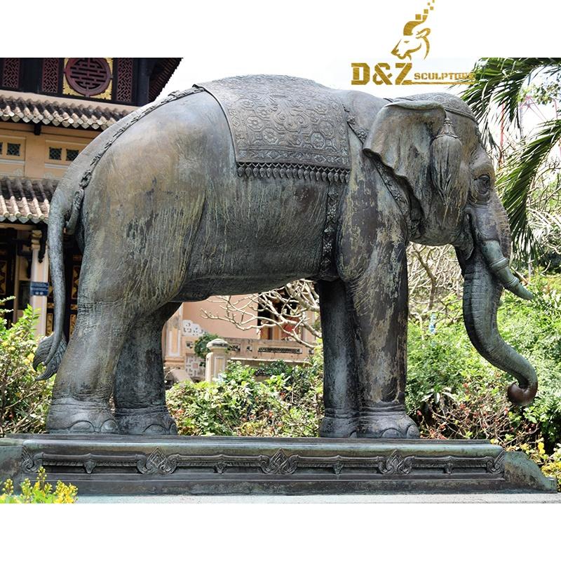 thailand elephant statue