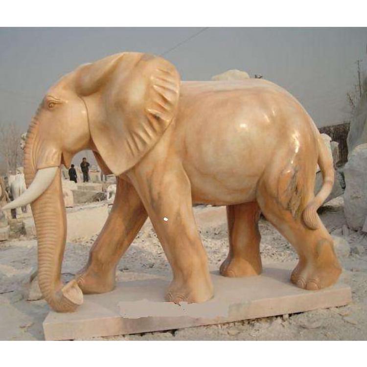 life size elephant sculpture