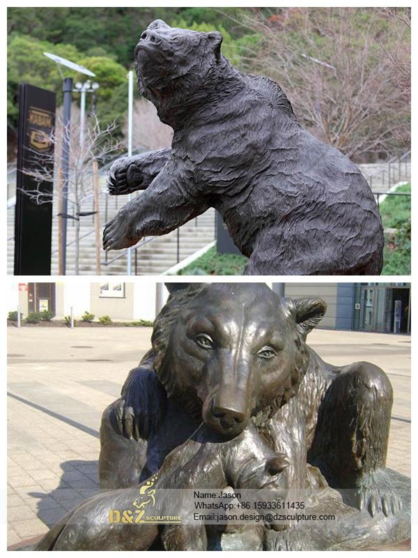 High Quality bear statues