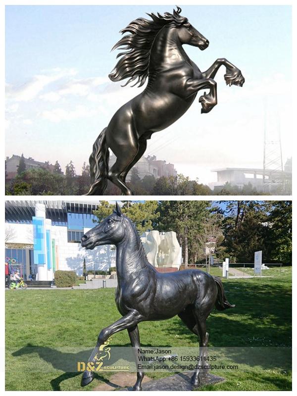 China Bronze Horse