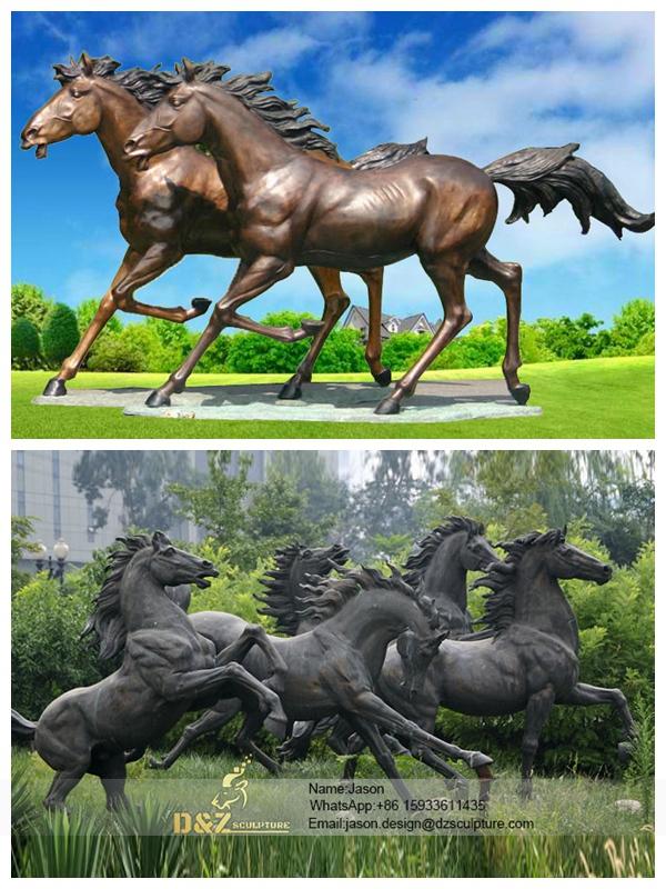 Modern Classic Horse