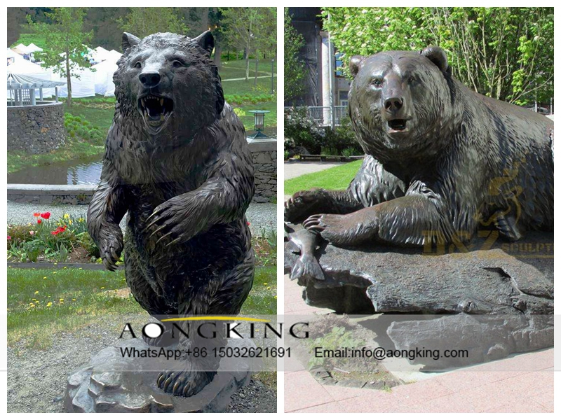 Bear Statue for Selling