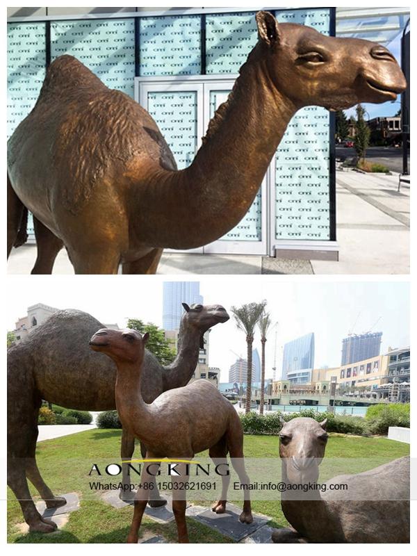 Garden Casting Camel