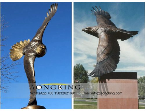 Bronze Large Eagles