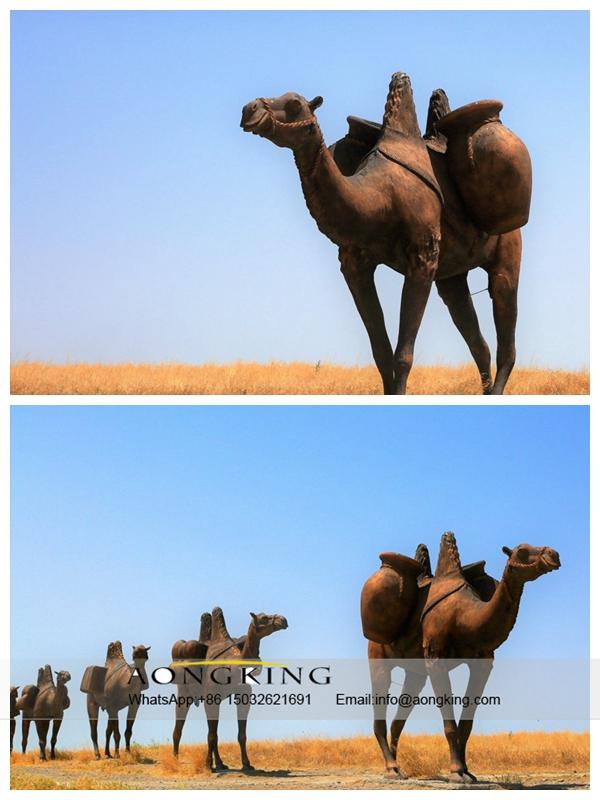 Desert the camel