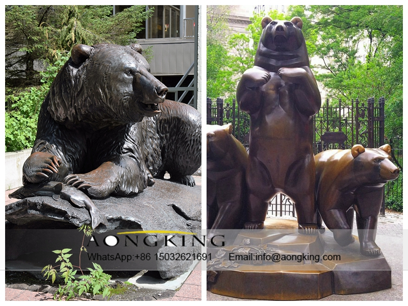 New Bronze Bear