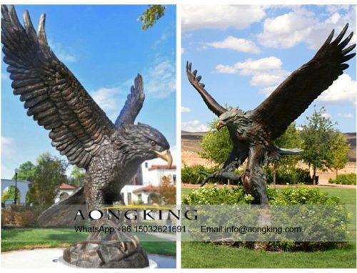 Garden Statues Eagle