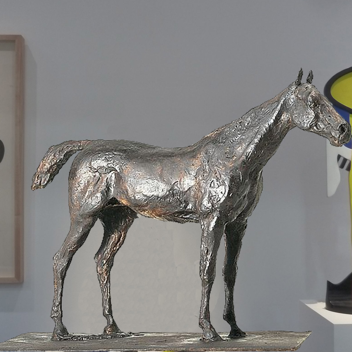 edgar degas horse