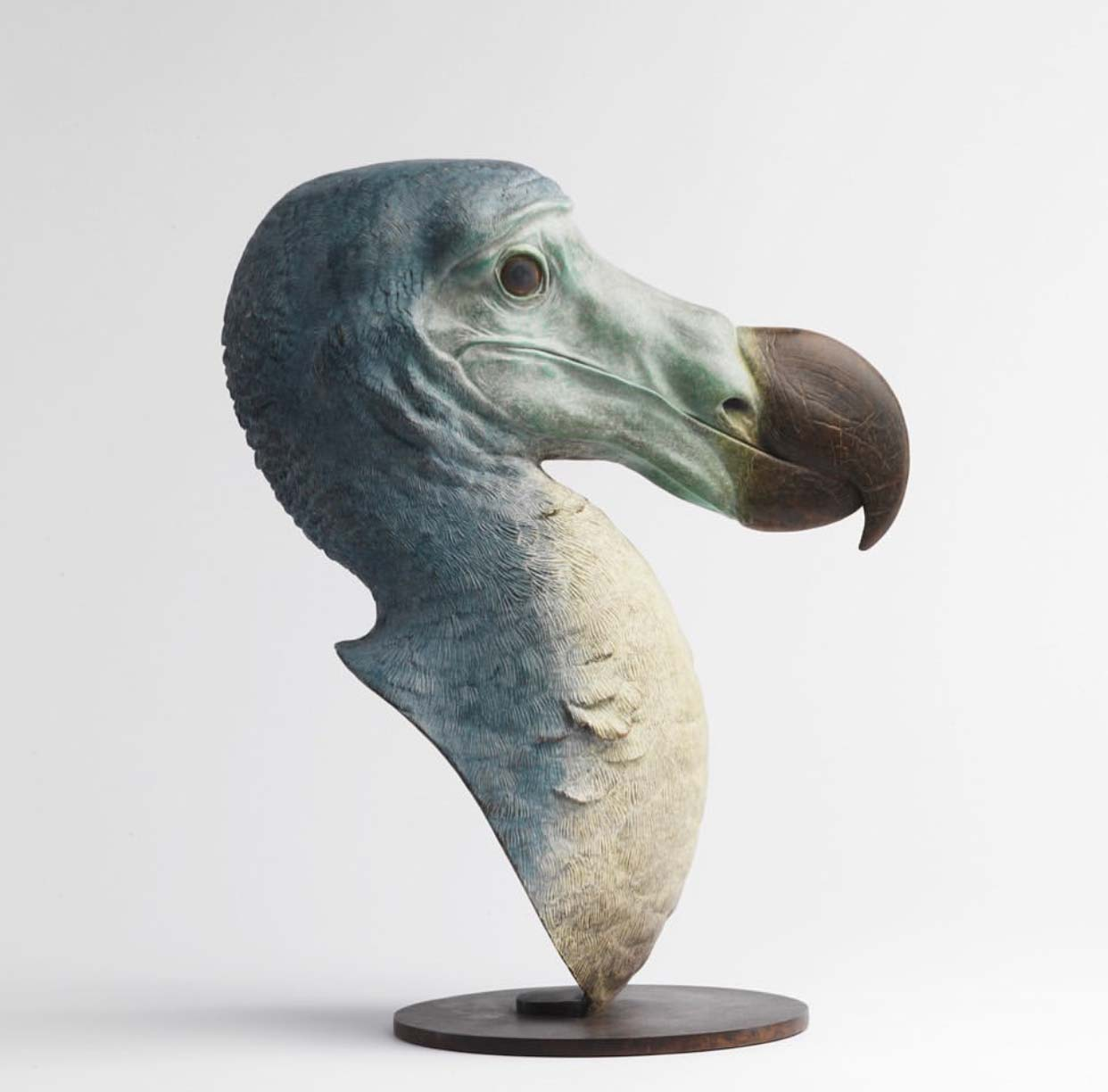 Large Home Decoration Head of the Dodo Statue