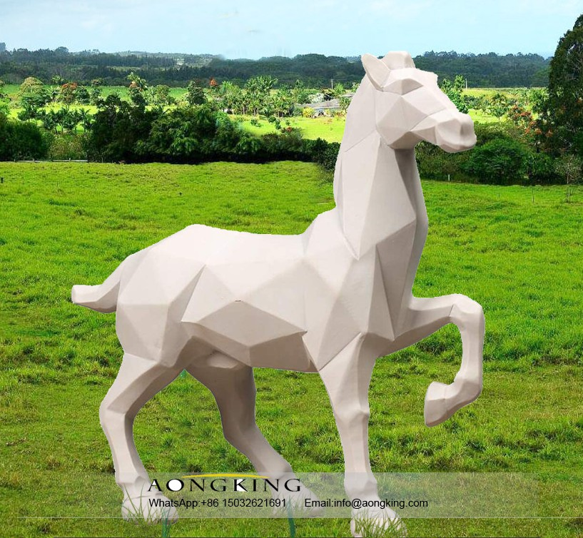 Modern horse for sale