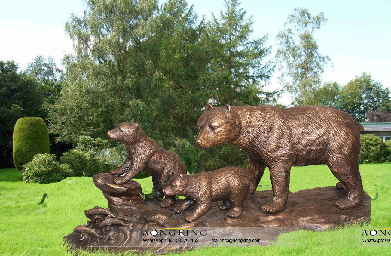 giant animal sculptures