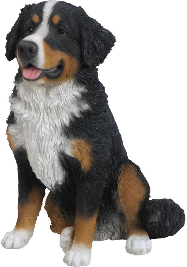 Yard Realistic Life Size Dog Fiberglass Sculpture