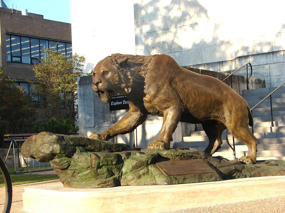 Large Life Size Decoration Outdoor Bronze Lion Sculpture