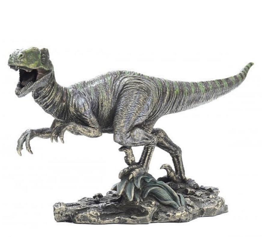 Bronze Dinosaur Sculpture