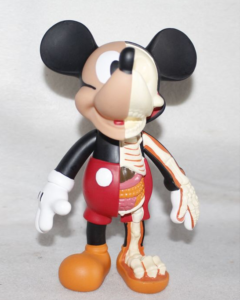 Disney Mickey Mouse Statue