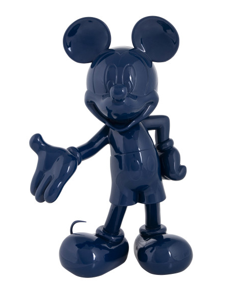 Mickey Mouse Life Size Statue