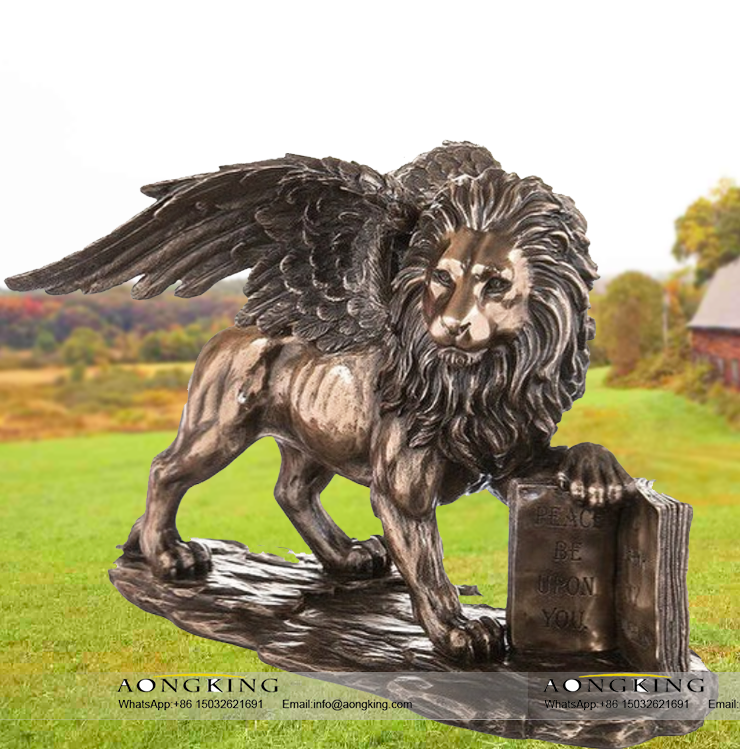 Saint Mark Lion Statue