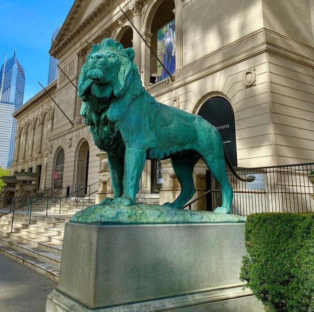 large lion statues for sale