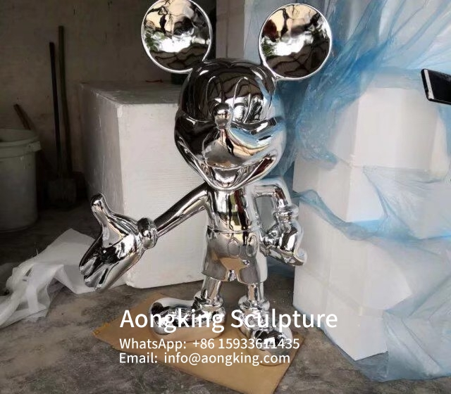 metal animal sculpture for sale