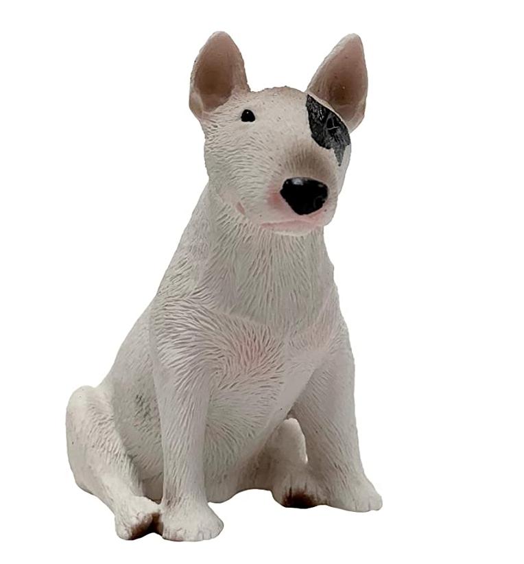 Modern style wholesale handmade sandicast bull terrier sculpture