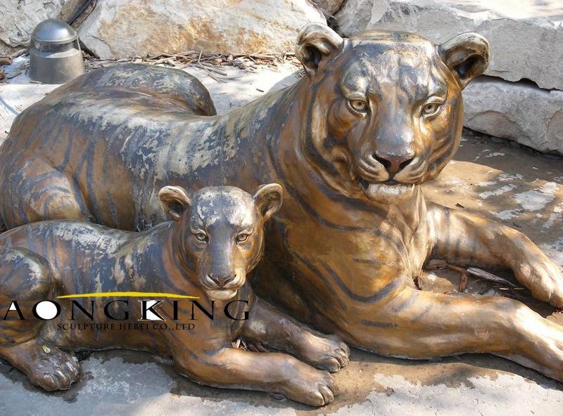 tiger sculpture for sale