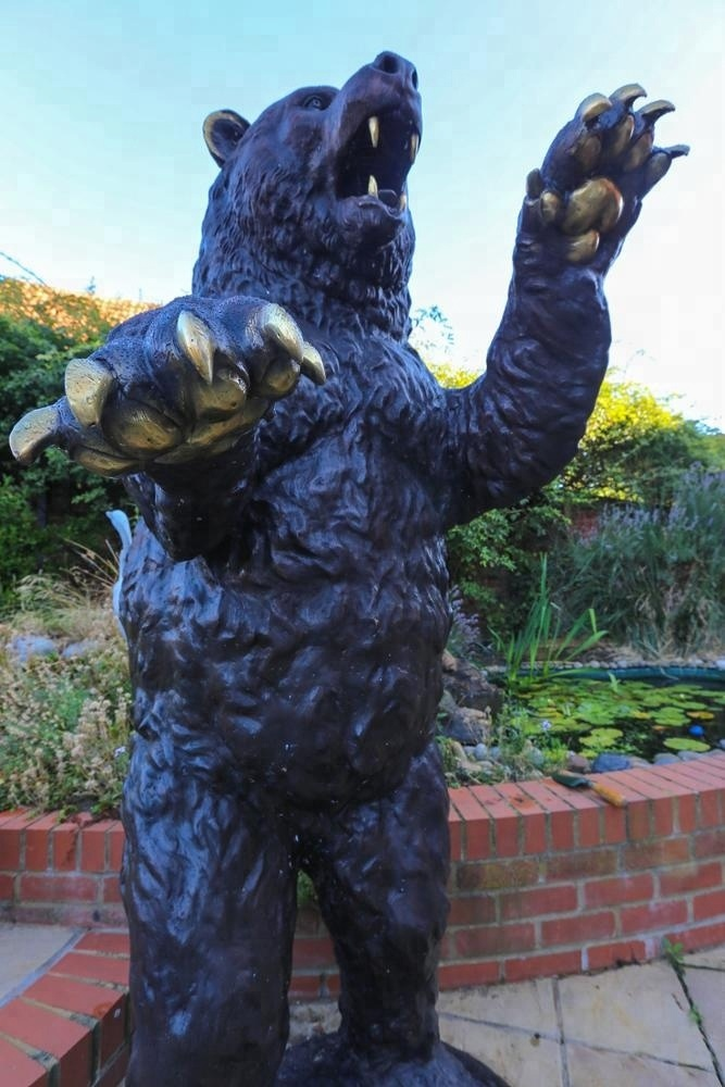 large bear statues for sale