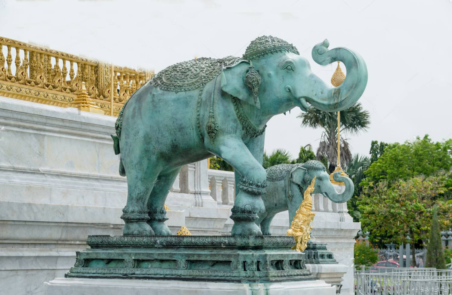 large elephant statues for sale