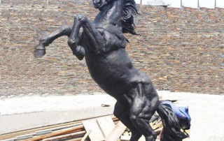 life-sized horse statue for sale
