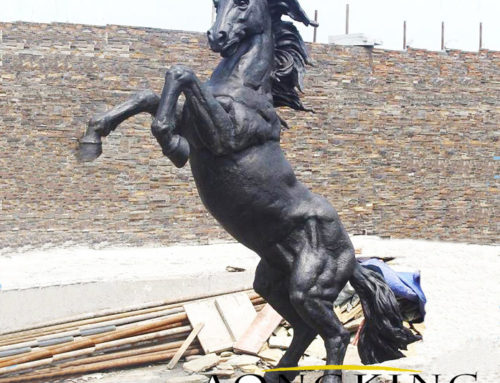Life-Sized Horse Statue