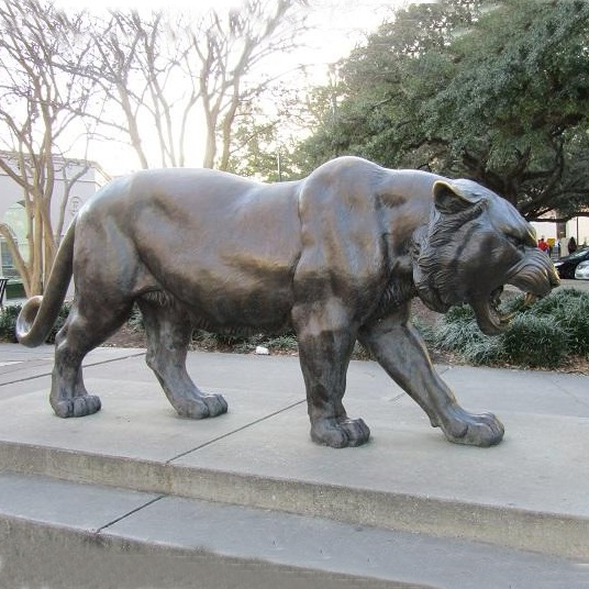 outdoor tiger statue for sale